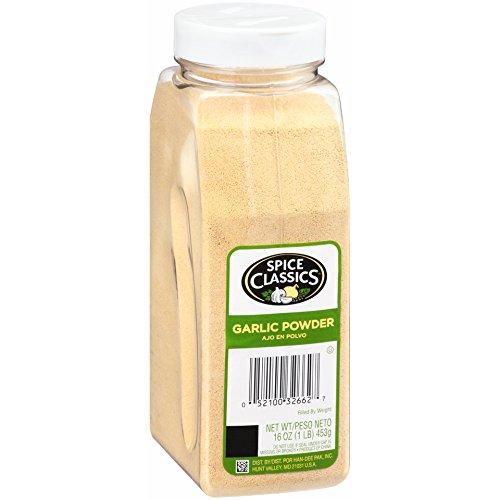 Top 10 garlic powder spice classics
