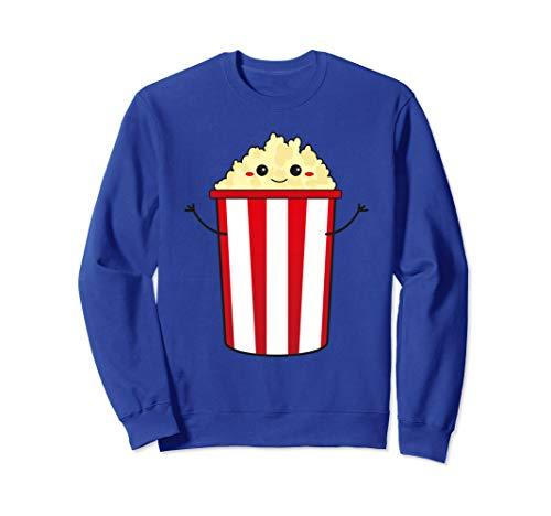 - Popcorn Cinema Sweat Shirt - cute and kawaii Gourmet Popcorn