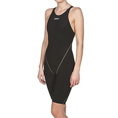 arena Powerskin ST 2.0 Open Back Kneeskin Female Black 24 by arena