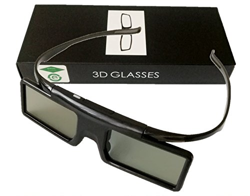 3DTV Corp Non-Rechargeable RF/Bluetooth Active 3D Glasses for 2012/2013 Panasonic 3D TVs,Compatible with Panasonic TY-ER3D4MU 3D Glasses