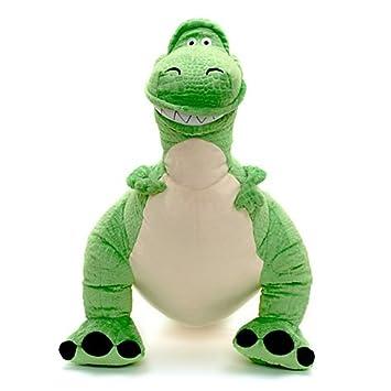 Toy Story 3 Rex Extra Large Soft Toy Plush Amazon Co Uk Toys Games