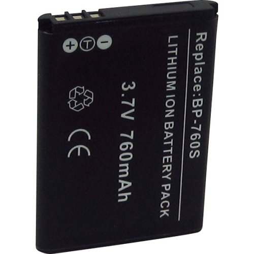UPC 029521835434, Replacement Battery for Contax, Kyocera-Yahshica works with Kyocera Contax i4R, Kyocera-Yahshica i4R, i4R-BK