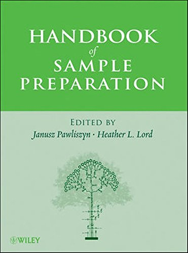 Handbook of Sample Preparation