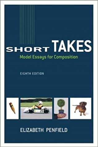 amazon com short takes model essays for composition th edition  short takes model essays for composition 8th edition 8th edition