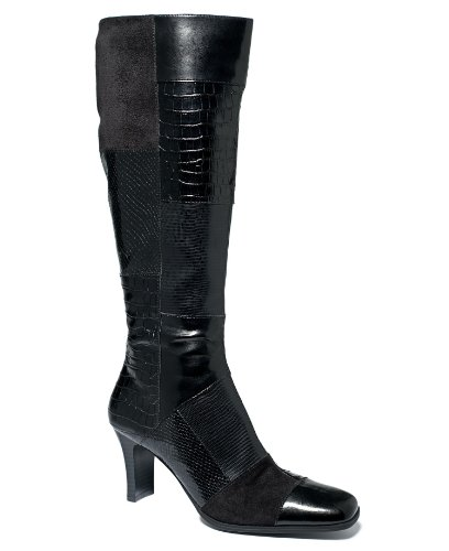 Karen Scott Womens Ashpat Boot Nero