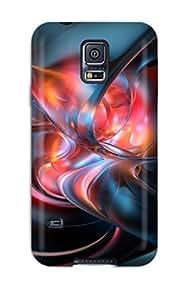 Hot Tpu Cover Case For Galaxy/ S5 Case Cover Skin - Fun S