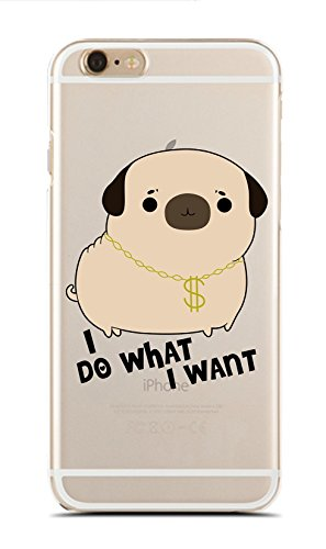for iPhone 5/5S - Super Slim Case - I Do What I Want - Cute - Funny - Sassy Quote - Teenager Stuff (C) Andre Gift Shop
