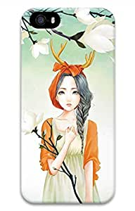 ersonality women with skull Cell Phone HTC One M7