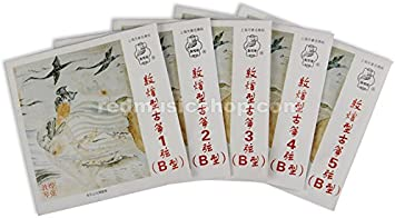 Type B Dunhuang Nylon Guzheng Strings 1 Piece #7 #1 #21 Selectable