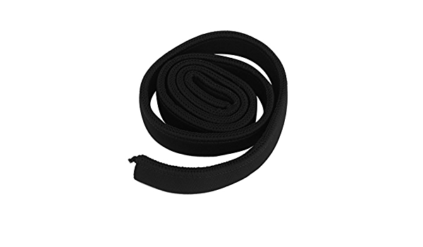 Details about  /Thermal Insulation Pipe Tube Sleeve For Bladder Bag Hydration Pack Black