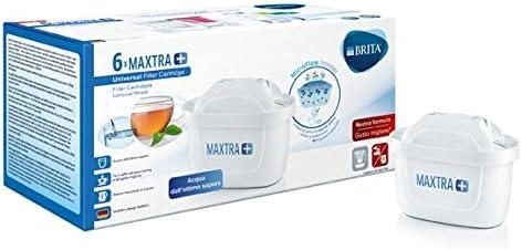 BRITA 1022214 Agua, Blanco, 6 Filtros: Amazon.es: Hogar