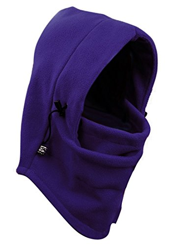 - Eforstore Tactical Balaclava Full Face Outdoor Sports CS Mask Unisex Double Layer 6 in 1 Thermal Fleece Hats Winter Warm Windproof Hat Hood Police Swat Bicycle Motorcycle Ski Bike Work Riding Wind Stopper Cover Caps Neck Warmer Beanie Headcover