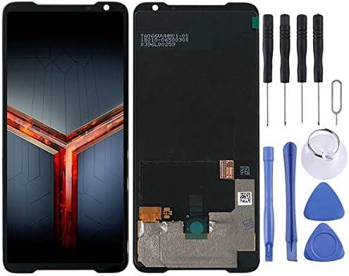 Wigento - Pantalla LCD táctil para ASUS ROG Phone II ZS660KL (sin ...