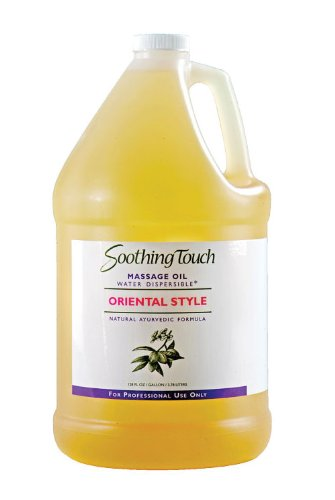 Soothing Touch W67360G Oriental Oil, 1 Gallon