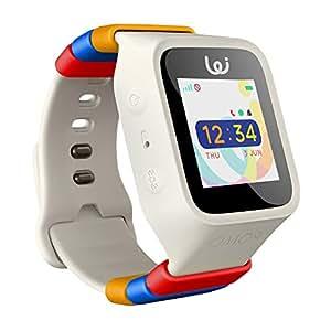 Pomo Waffle 3 G GPS reloj inteligente para niños: Amazon