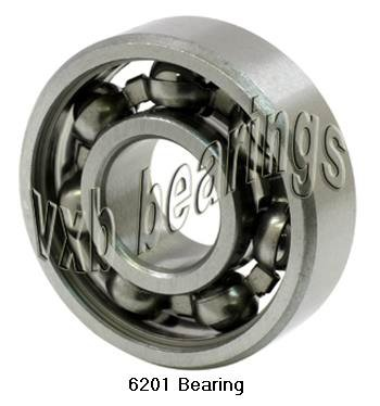 6201 Bearing Deep Groove 6201 Ball Bearings