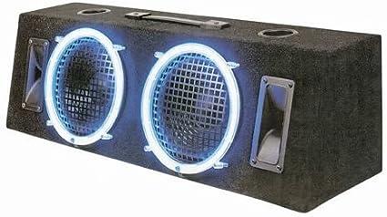 Cartechnic 31513 Coax 3-Weg 3-Wege Auto-Lautsprecher