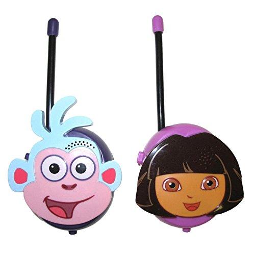 Walkie Talkie Dora - Dora & Boots Walkie Talkies consumer electronics Electronics