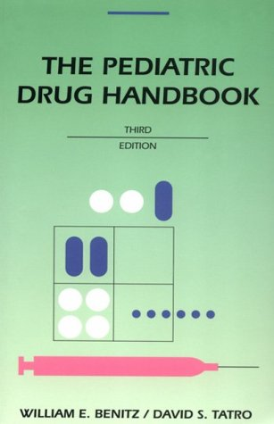 Pediatric Drug Handbook: Year Book Handbooks Series, 3e