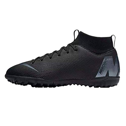 Noir Jr Academy De Tf black Black 6 Futsal Mixte Superfly Chaussures Adulte Nike Gs 001 PwxBRRdH