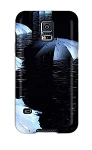 Defender Case For Galaxy S5, Artistic Pattern