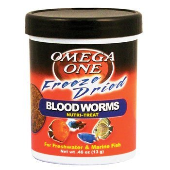freeze dried bloodworms - 1