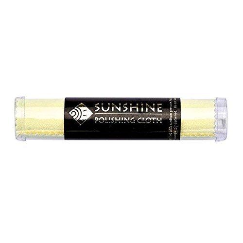 3 Sunshine Polishing Cloths Jewelry Cleaner Tube Silver Brass Gold Copper Rio Grande 4336839568