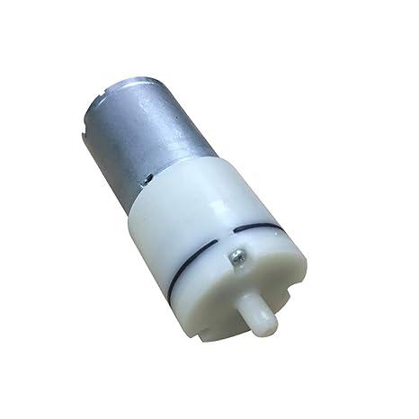 ZYCX123 DC 6V Mini Motor de Bomba de Aire para Acuario de oxígeno Circular Agua de