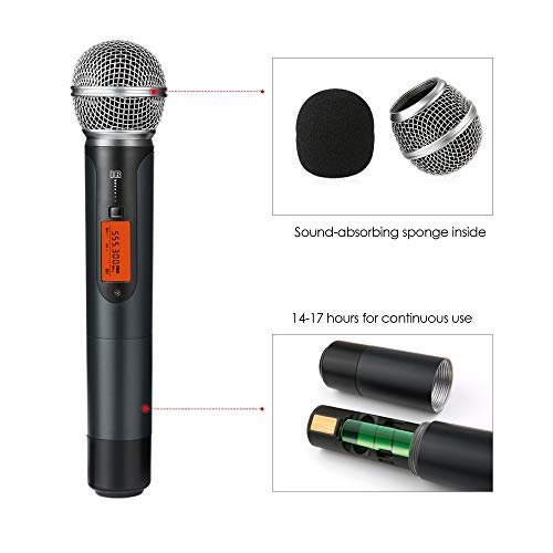 Buy what is the best wireless microphone for karaoke