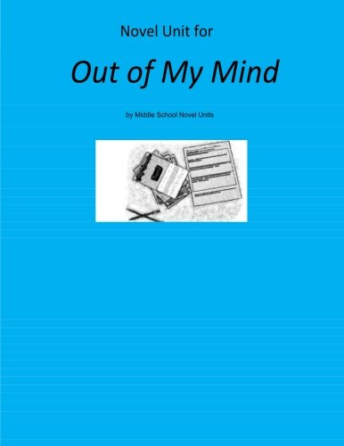 Read Online Novel Unit for Out of My Mind pdf epub