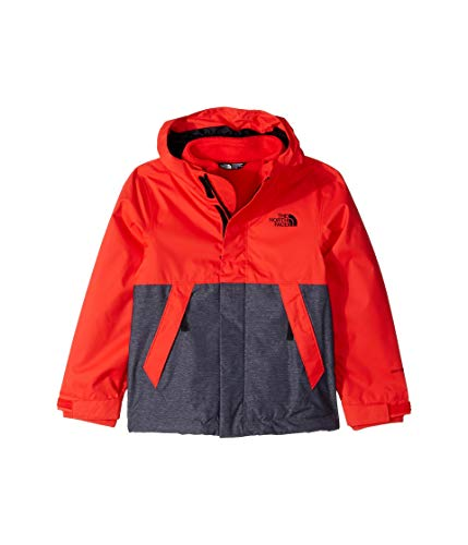 The North Face Boys' Vortex Triclimate, Fiery Red, XL (Best North Face 3in1 Jacket)