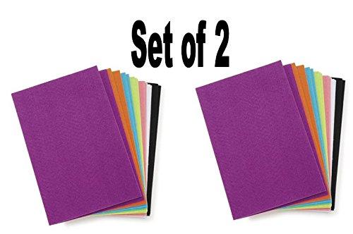 Darice FLT 0498 Felties Sticky Sheets