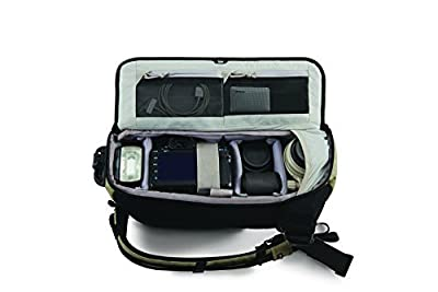 Pacsafe Z14-Charcoal Camsafe Carrying Case for Cameras (Charcoal) from Pacsafe