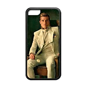 Every New Day The Hunger Games Peeta Mellark Josh Hutcherson Unique Custom IPHONE 5C Best Polymer+ Rubber 3D Cover Case by Maris's Diary