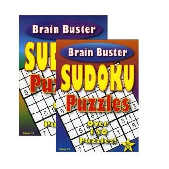 DD Brain Teaser Sudoku Puzzle Book(pack Of 48)