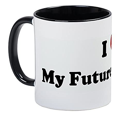 Funny Mug Gifts For Women I Love My Future Husband Novelty Coffee Ceramic Cup Birthday Presents 11oz Amazoncouk Kitchen Home