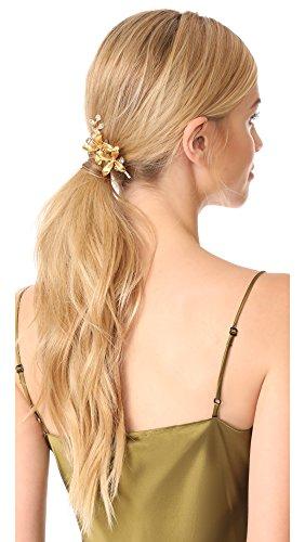Jennifer Behr Women's Layla Bobby Pin, Gold/Clear, One Size by Jennifer Behr (Image #2)
