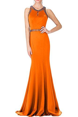 Jaeger Rock Orange Elegant Braut Lang Marie Trumpet Gruen La Abendkleider Festlichkleider Steine Brautmutterkleider vxAEqwn7