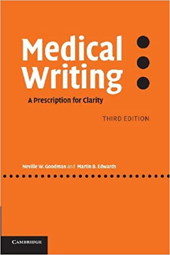Cambridge medical writing services