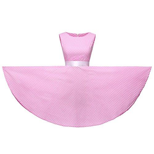 50s circle skirt dress - 8