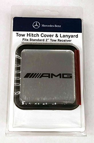 mercedes benz tow hitch cover - 4