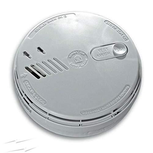 10 x AICO EI141 240V SMOKE DETECTOR mains IONISATION