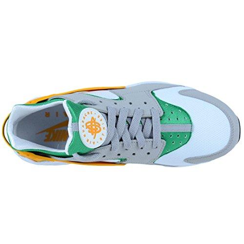 Dorado wlf Basses Huarache Air Nike wh Gry Unvrsty Verde Gld Baskets lcd Grn Gris Homme 4Yg7ax