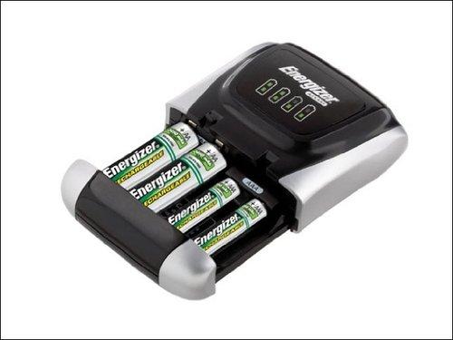 Energizer Cargador 4 pilas AA 1300 1300 pilas: Amazon.es ...
