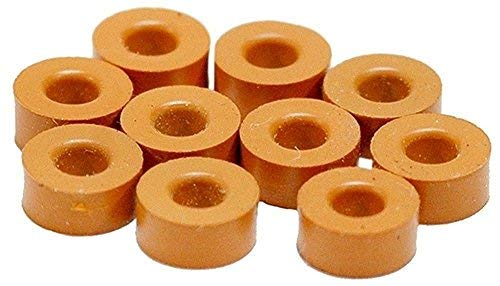 Replacement 10 Pack Inlet Needle Seat 10 Fits Most Tecumseh Carburetors
