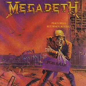 Peace Sellsbut Whos Buying Musikkassette Megadeth Amazonde