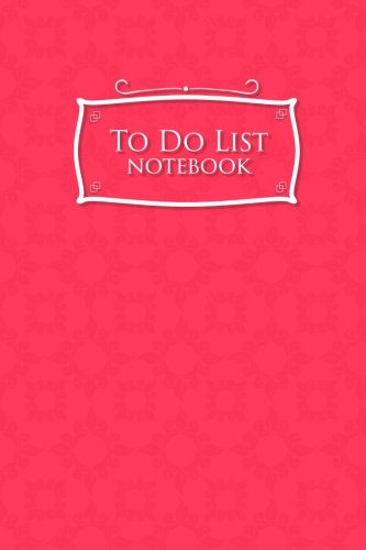 Read Online To Do List Notebook: Daily Task Log, To Do List For Kids, Task List Template, To Do Planner, Agenda Notepad For Men, Women, Students & Kids, Pink Cover (Volume 30) pdf