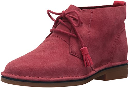 Hush Puppies Women's Cyra Catelyn Boot, Dark Red Suede, 8.5 M US by Hush Puppies
