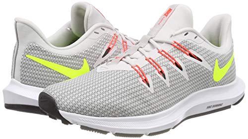 Nike Crimson Uomo vast gunsmoke bright Grey Running Multicolore 003 Quest Scarpe volt wXtRrqtv