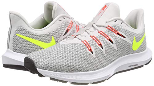 Quest Nike vast bright volt gunsmoke Multicolore Uomo 003 Grey Running Scarpe Crimson A1xXdq1